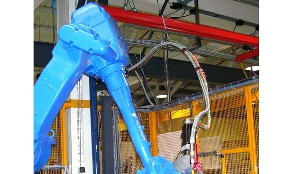 Sistemas de Colagem Robotizada