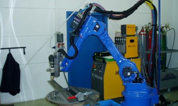 Sistemas de Corte Robotizado