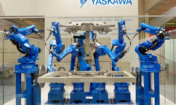 Yaskawa Industrial Robots