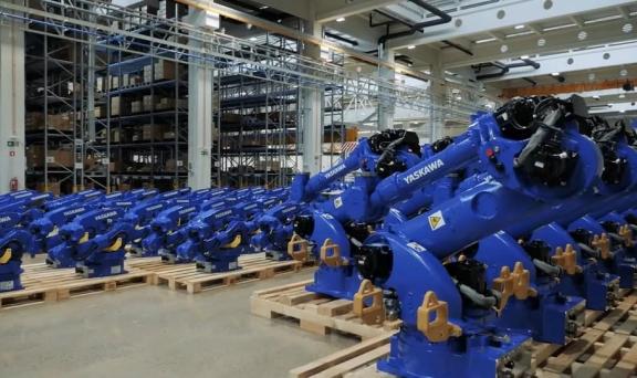 Robots Industriais Yaskawa