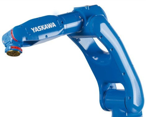 A nova gama de Robots Industriais começa com os Motoman GP7 e GP8
