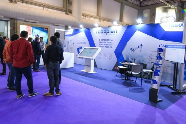 Roboplan was present at 360 Tech Industry