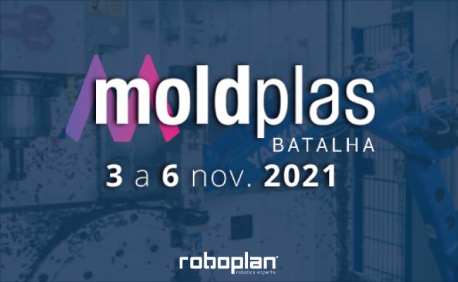 Roboplan will be present at Moldplas 2021