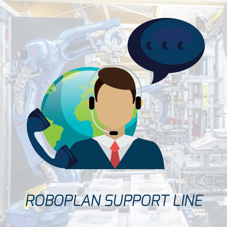 ROBOPLAN SUPPORT LINE