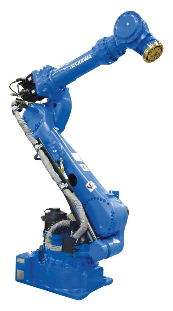 Robot Yaskawa Mh180 Roboplan