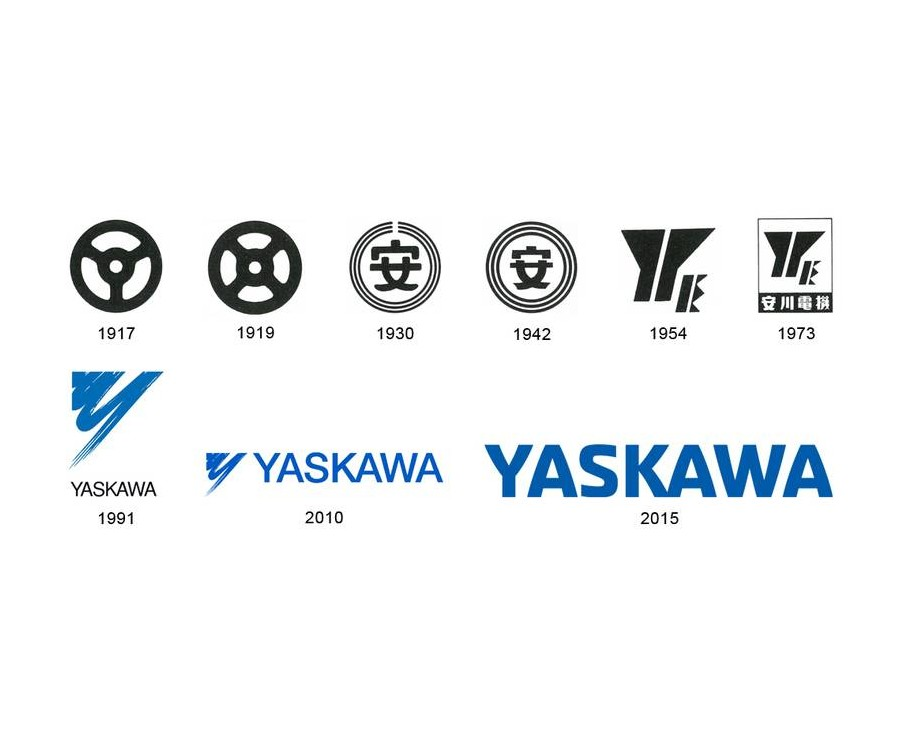 New YASKAWA logo to mark 100th company anniversary