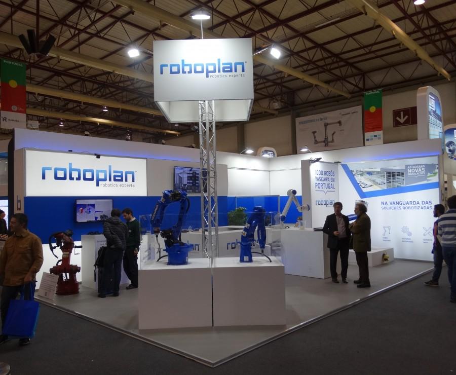 Roboplan marcou presença na 17ª Edição da EMAF