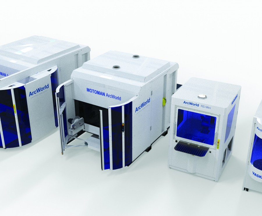 Yaskawa expands its ArcWorld range