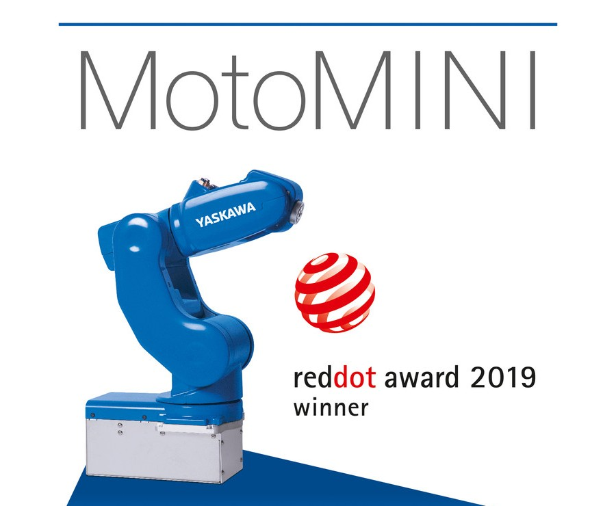 MotoMINI wins the Red Dot Award 2019