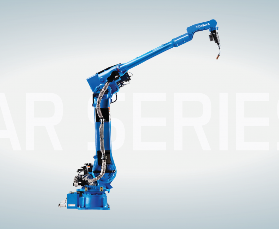 Yaskawa apresenta novo robot de soldadura com alcance extralongo