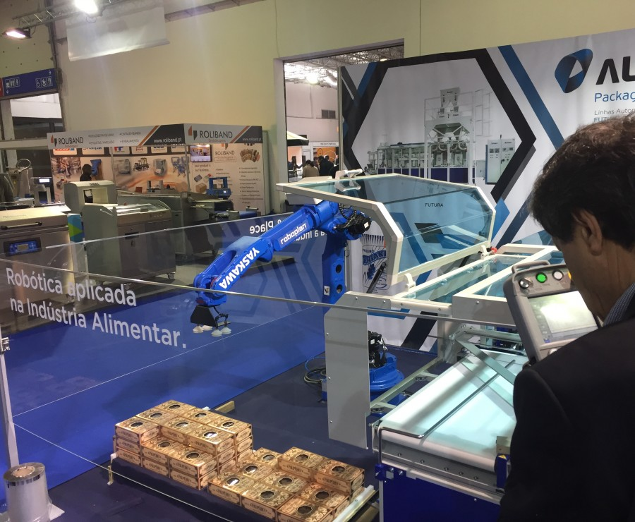 Roboplan está presente na Packaging 2018