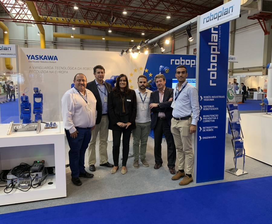 ROBOPLAN WAS AT EMPACK - TRANSPORT & LOGISTICS