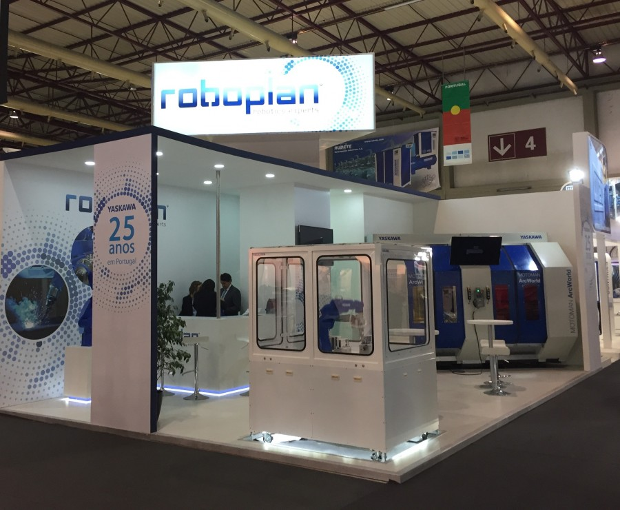 HUGE SUCCESS FOR ROBOPLAN AT EMAF FAIR