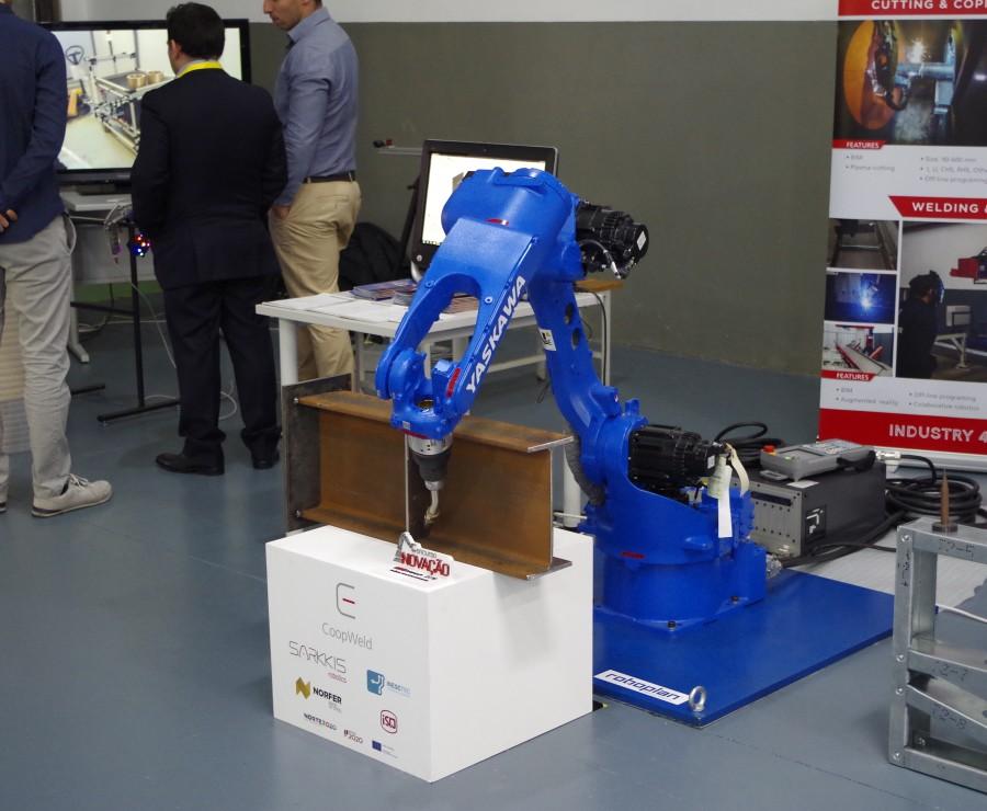 Roboplan apresenta soluções no Showroom da Coferac Dois