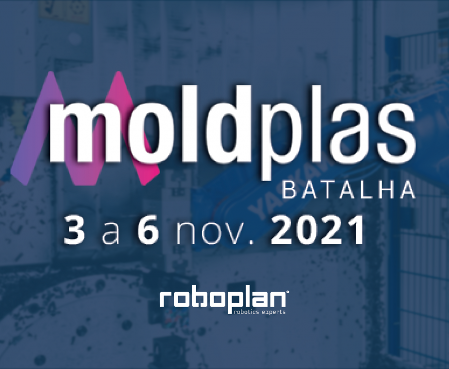 Roboplan vai marcar presença na Moldplas 2021