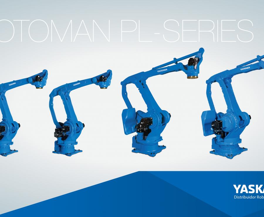 Nova série de robots de paletização – MOTOMAN PL