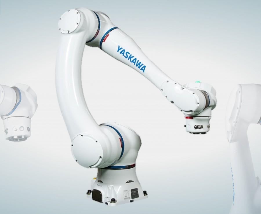 Yaskawa lança novo robot colaborativo HC20DT