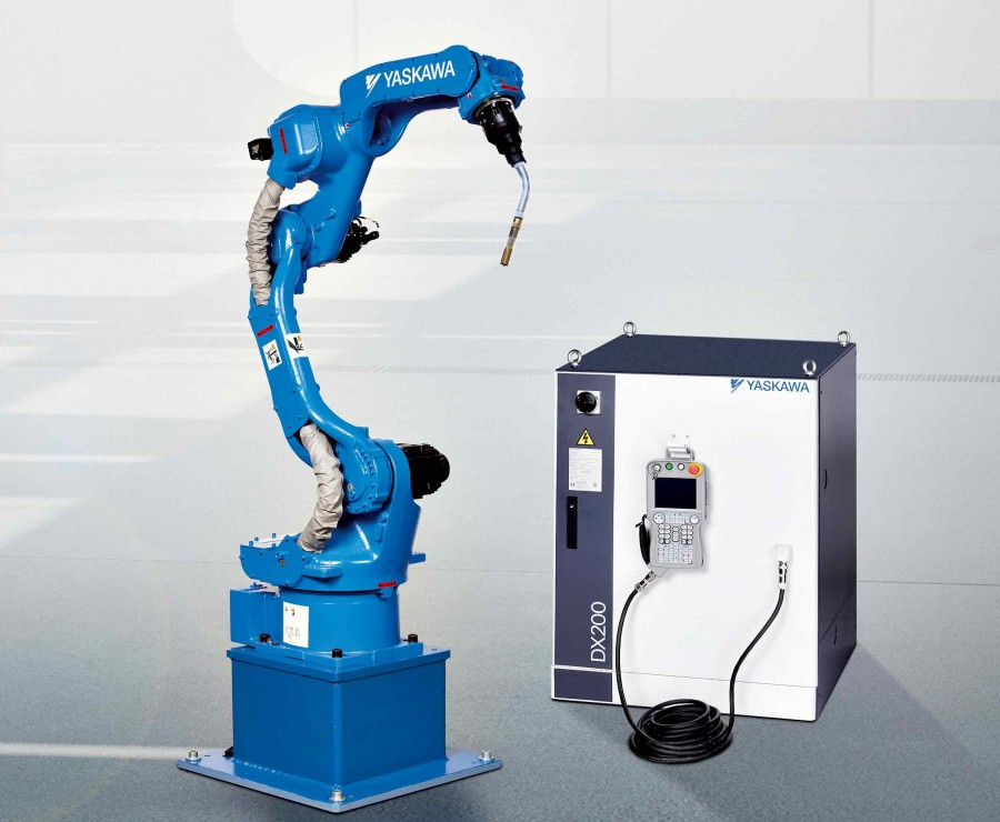 NEW special robot MA1440 for arc welding